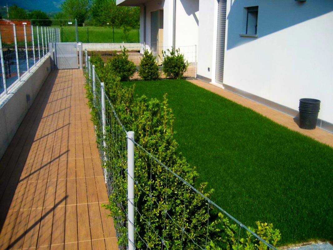 Realizzati gianni sartori casa - Giardino moderno design ...